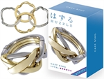 Hanayama Cast Puzzle - Level 4 Ring-mindteasers-The Games Shop