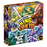 King of Tokyo - 2016 edition-board games-The Games Shop