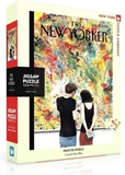 NYPC - 1000 piece New Yorker - Paint by Pixels-jigsaws-The Games Shop