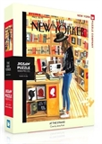 NYPC - 1000 piece New Yorker - At the Strand-jigsaws-The Games Shop