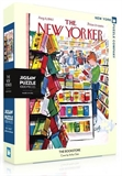 NYPC - 1000 piece New Yorker - The Bookstore-jigsaws-The Games Shop