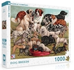 NYPC - 1000 piece - Dog Breeds-jigsaws-The Games Shop