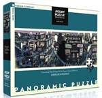 NYPC - 1000 piece - Sherlock Holmes Panorama-jigsaws-The Games Shop