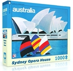 NYPC - 1000 piece - Sydney Opera House-jigsaws-The Games Shop