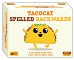 Taco Cat Spelled Backwards-board games-The Games Shop
