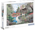 Clementoni - 1000 Piece - Fuji Garden-jigsaws-The Games Shop