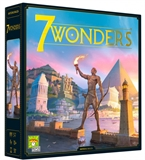 7 Wonders - New Edition 2020-board games-The Games Shop