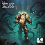 The Refuge: Terror from the Deep-board games-The Games Shop