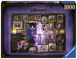Ravensburger - 1000 Piece Disney Villainous - Evil Queen-jigsaws-The Games Shop