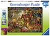 Ravensburger - 200 Piece - The Little Cottage-jigsaws-The Games Shop