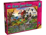 Holdson - 1000 Piece Home Sweet Home 3 - Coastside Home -jigsaws-The Games Shop