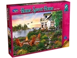 Holdson - 1000 Piece Home Sweet Home 3 - Harbour House-jigsaws-The Games Shop