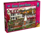 Holdson - 1000 Piece Home Sweet Home 3 - Seawall Walk-jigsaws-The Games Shop