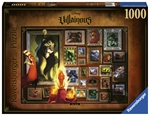 Ravensburger - 1000 Piece Disney Villainous - Scar-jigsaws-The Games Shop