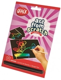 Art from Scratch - Freestyle-craft & activities-The Games Shop