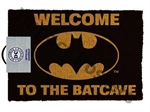 Door Mat - Batman Welcome to the Batcave-quirky-The Games Shop