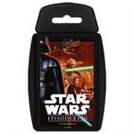 Top Trumps - Star Wars Episodes I-III-card & dice games-The Games Shop