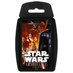 Top Trumps - Star Wars episodes IV-VI-card & dice games-The Games Shop