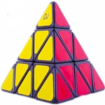 Magic Cube - QJ Pyramid-rubik's and cubes-The Games Shop