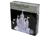 3d Crystal Puzzle - Castle-jigsaws-The Games Shop