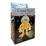 3D Crystal Puzzle - Garfield-jigsaws-The Games Shop