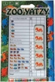 Zoo Yatzy-card & dice games-The Games Shop