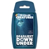 Top Trumps - Deadliest Downunder-card & dice games-The Games Shop