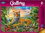 Holdson - 300 piece Gallery 4 - King of the Jungle-jigsaws-The Games Shop