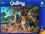 Holdson - 300 piece Gallery 2 - Tiger Sanctuary-jigsaws-The Games Shop