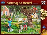 Holdson - 500 piece Young at Heart - Treehouse Play-jigsaws-The Games Shop